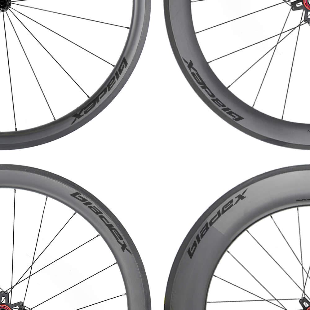 SDM Custom Build Carbon Road Bike Wheelset