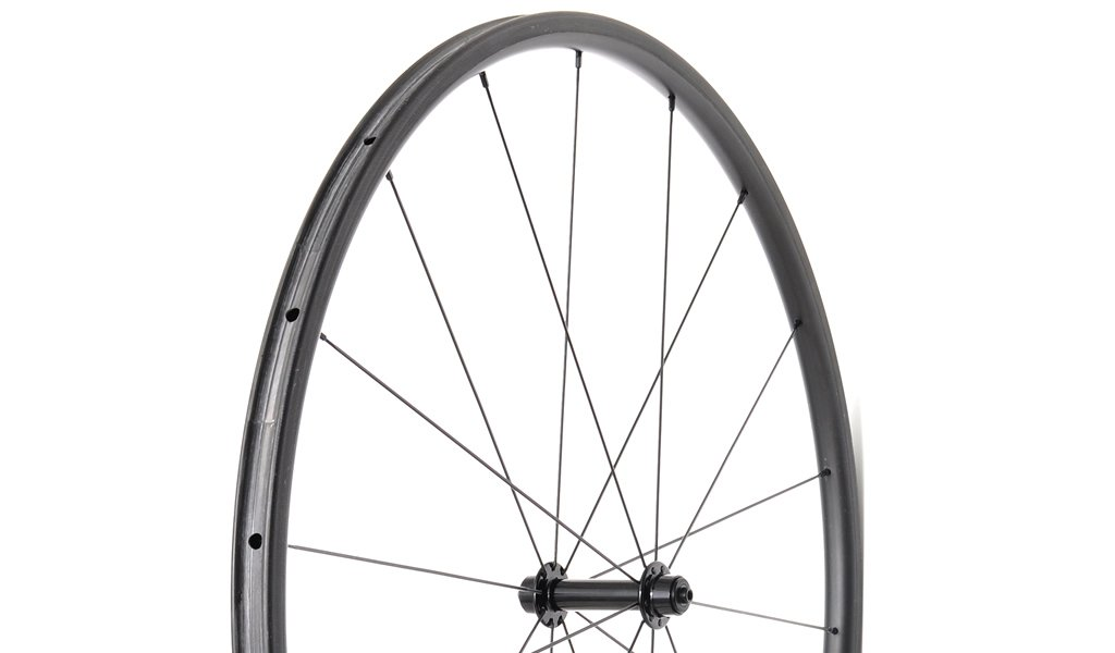 24mm Carbon Clincher - Front