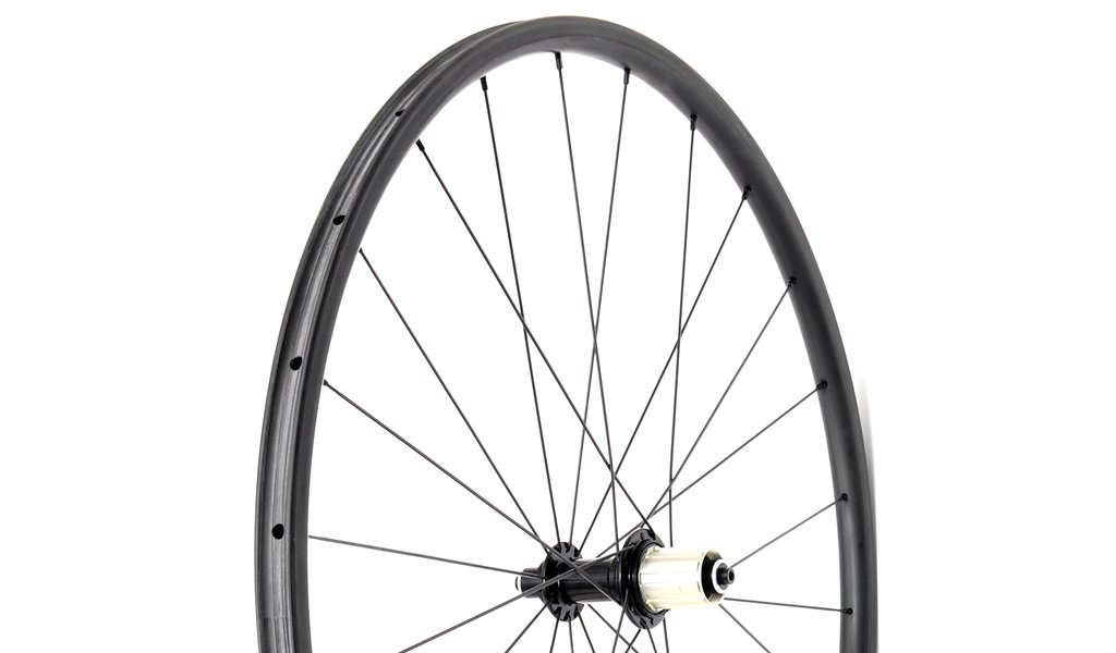 24mm Carbon Clincher - Rear