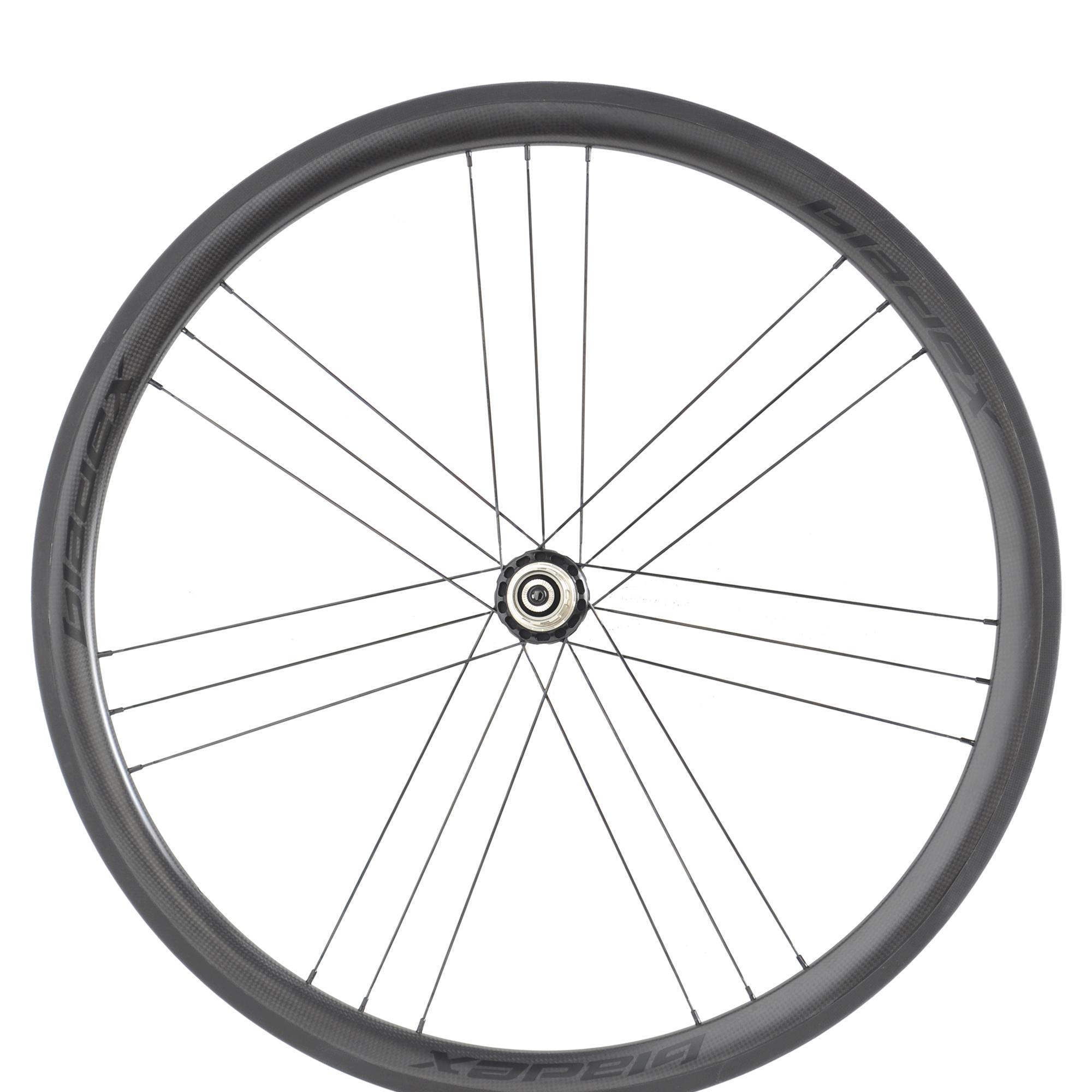 38mm Carbon Wheels