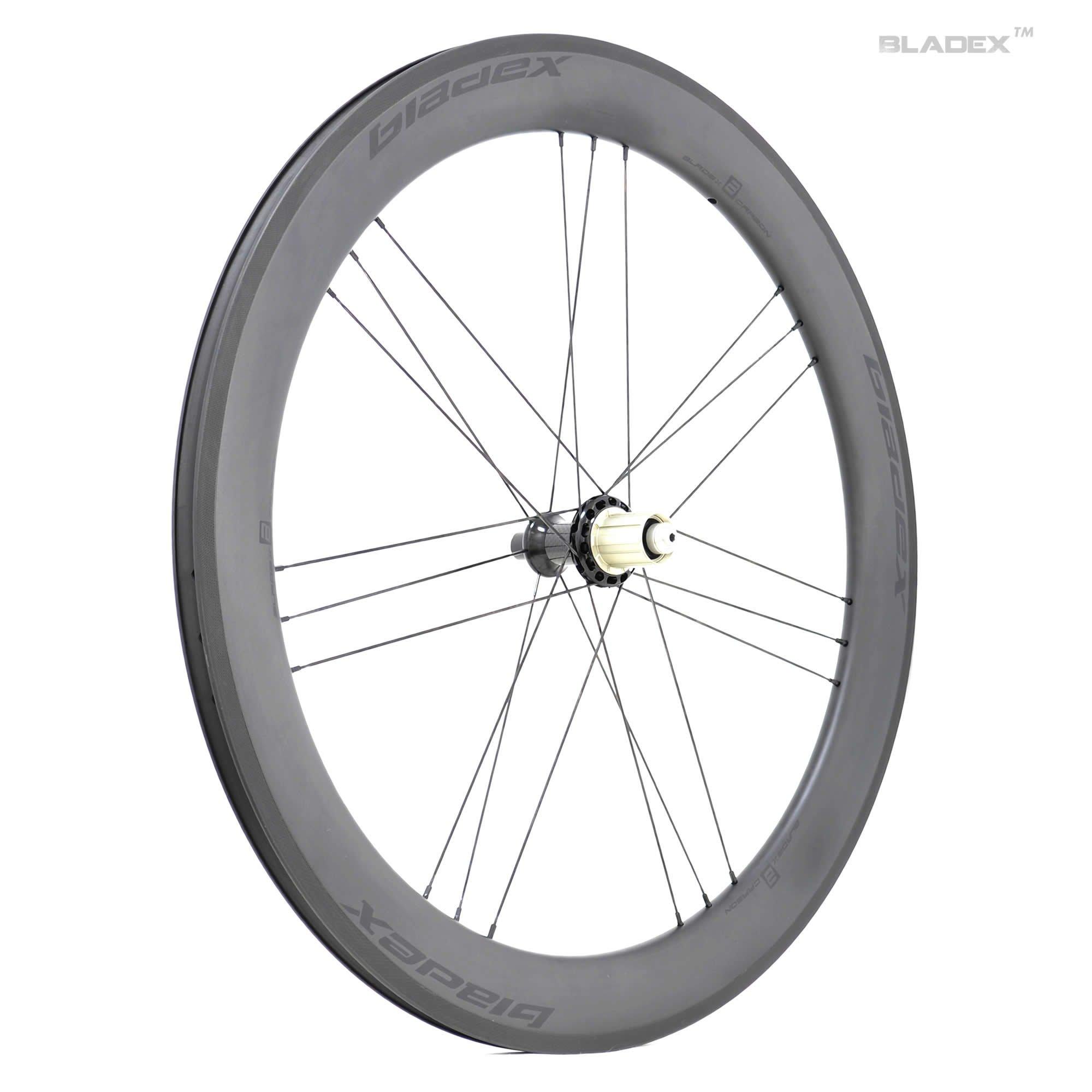 Carbon Clincher Wheelset