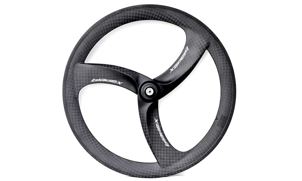 BladeX 3S TURBO Time Trial Triathlon Carbon Bike Wheel