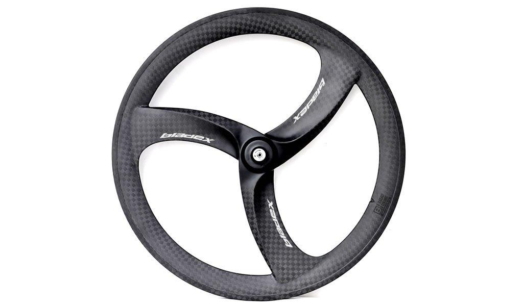BladeX 3S TURBO Time Trial Triathlon Carbon Bike Wheel