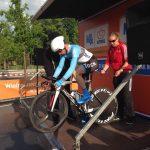 BladeX 3S TURBO Time Trial Triathlon Full Carbon Three Spoke Wheel