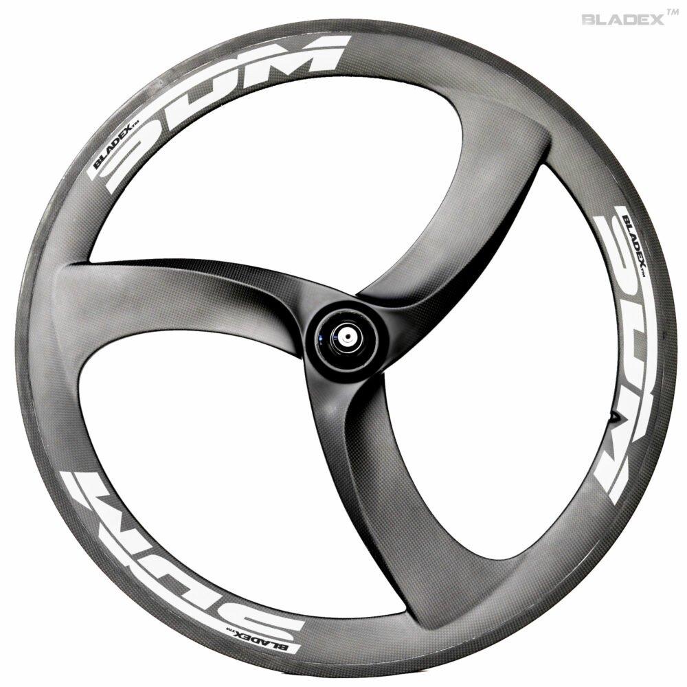 SDM 3S Turbo Carbon Wheel For Triathlon Time Trail Bike