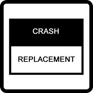 Crash Replacement Of Mountain Bike Rims