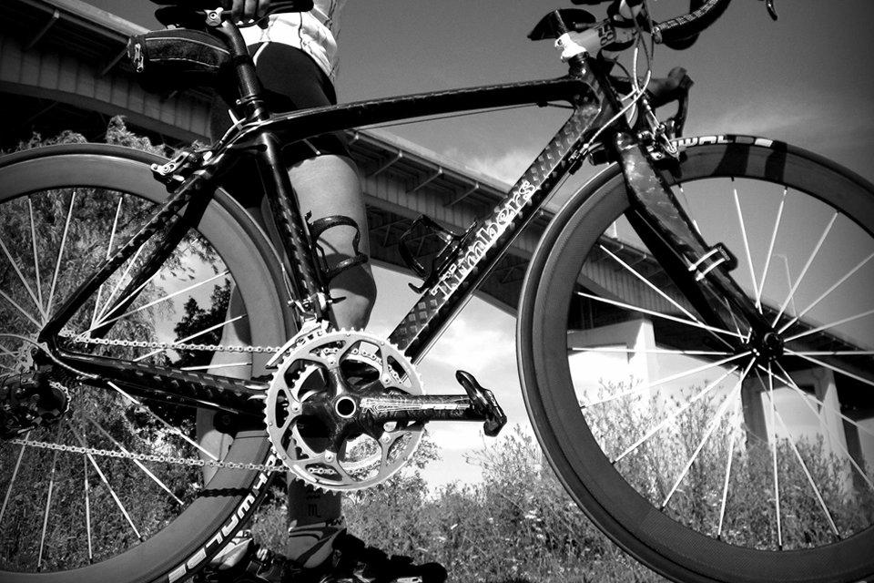 Kent Parkinson's Road Bike Wheels