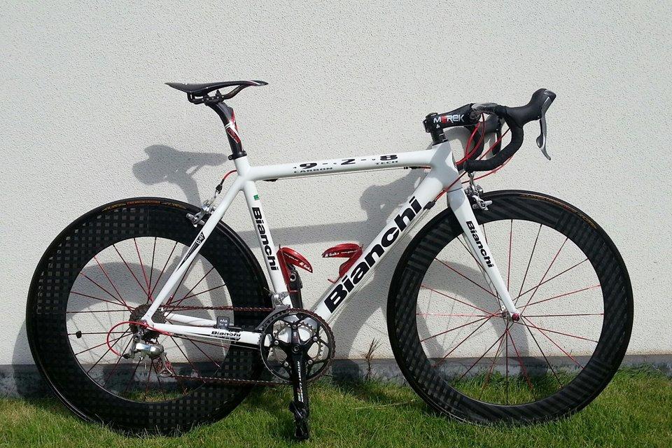 Marc Roeder's Bike Wheels
