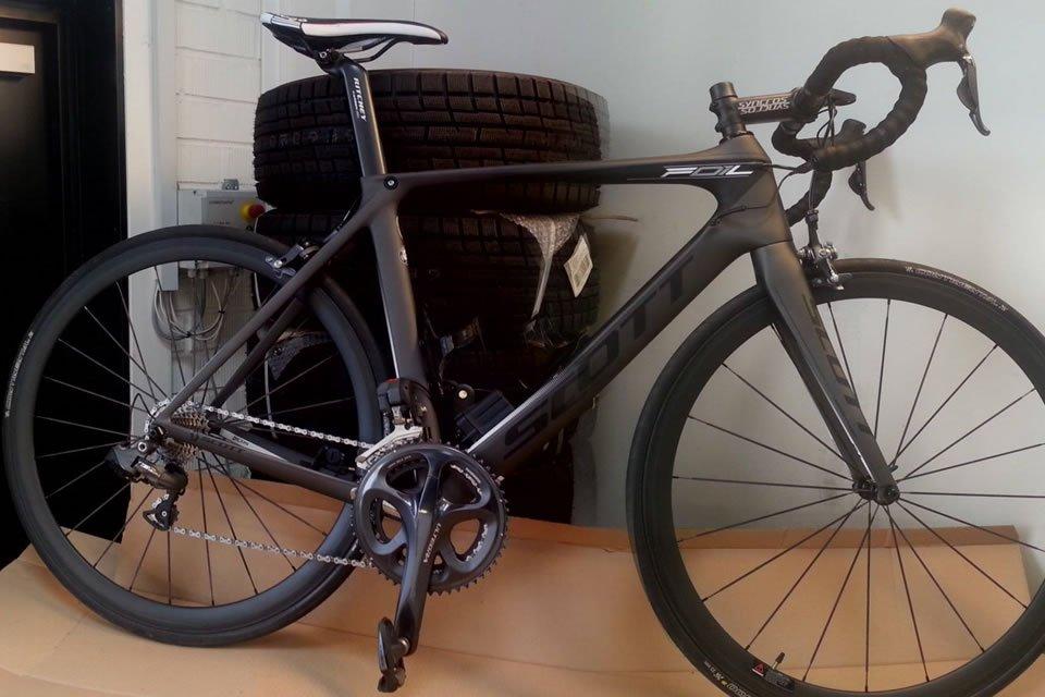 Morten Hamle Haugen's Bike Wheels