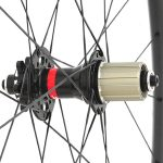 SDM 4X4 Road Disc Brake Carbon Rear Wheel Hub