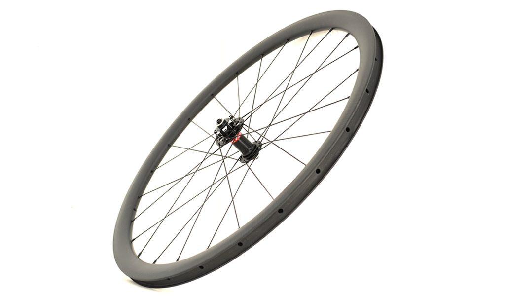SDM 4X4 Road Disc Brake Carbon Wheels