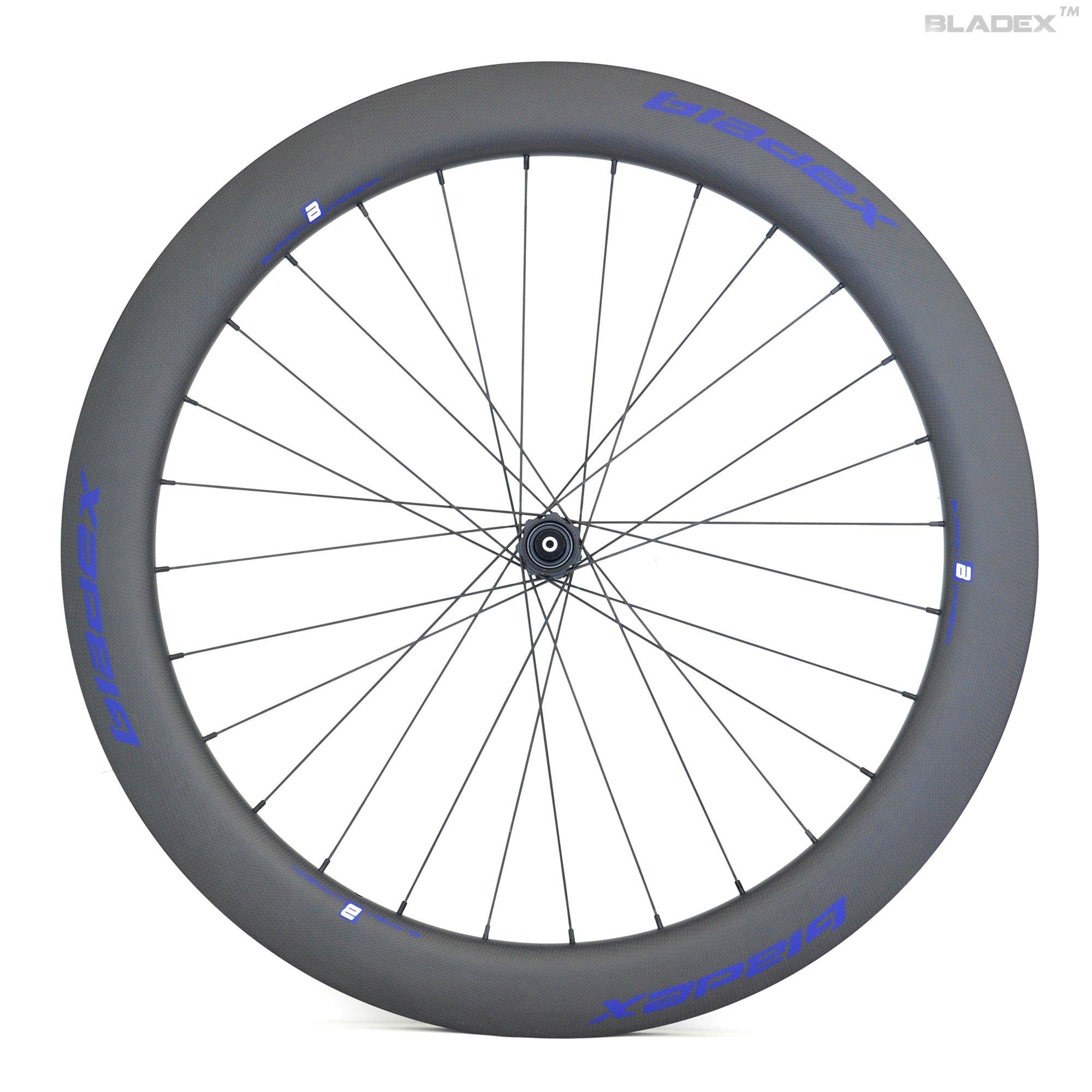 Cyclocross Wheels Disc 6