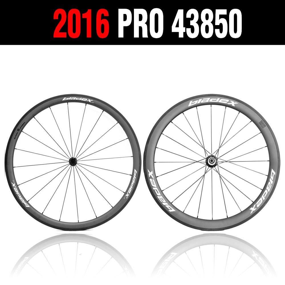 BladeX 43850 Carbon Road Bike Wheelset