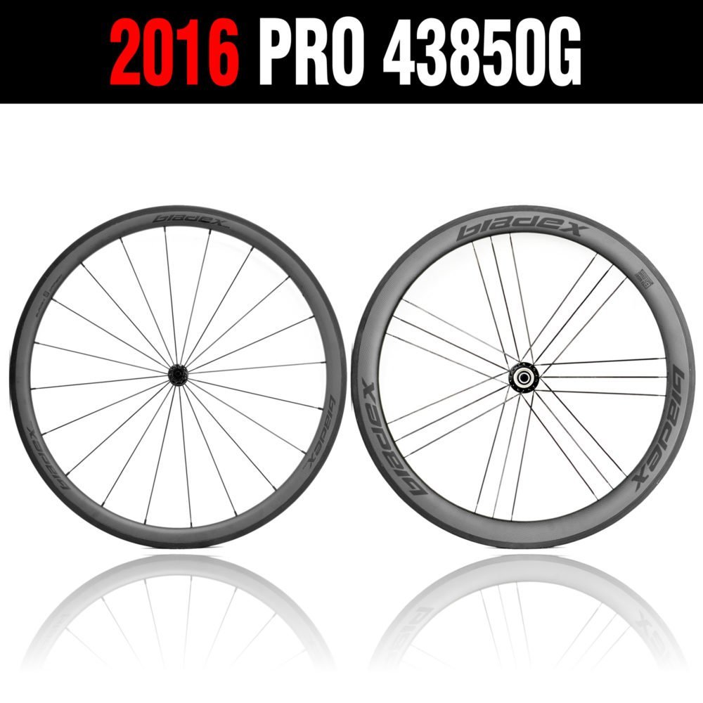 BladeX PRO ROAD Carbon Wheels