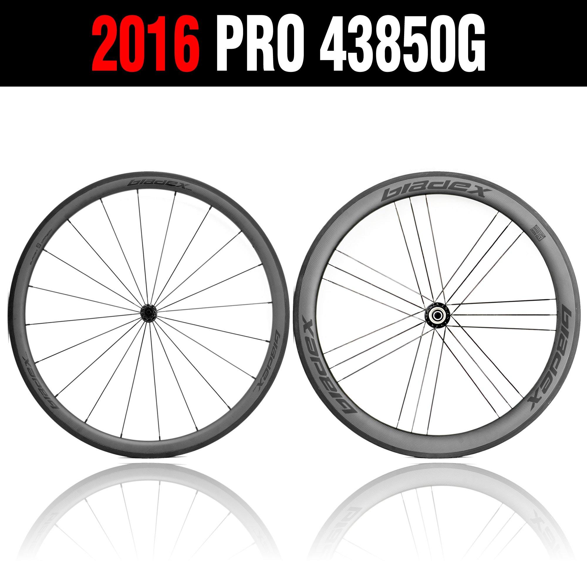 BladeX PRO ROAD Carbon Wheels