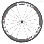 50mm Carbon Wheels- White