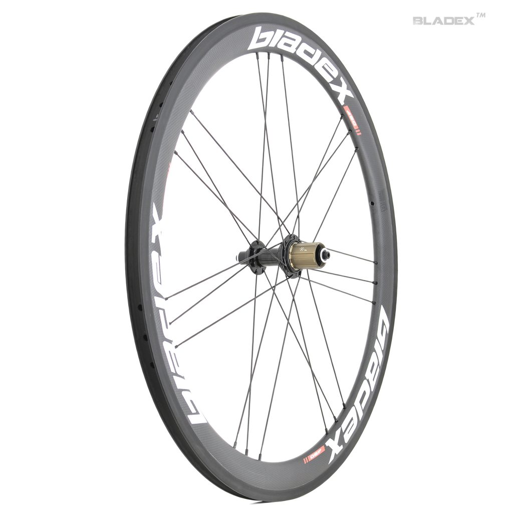 Pro Wheels- Rear- White