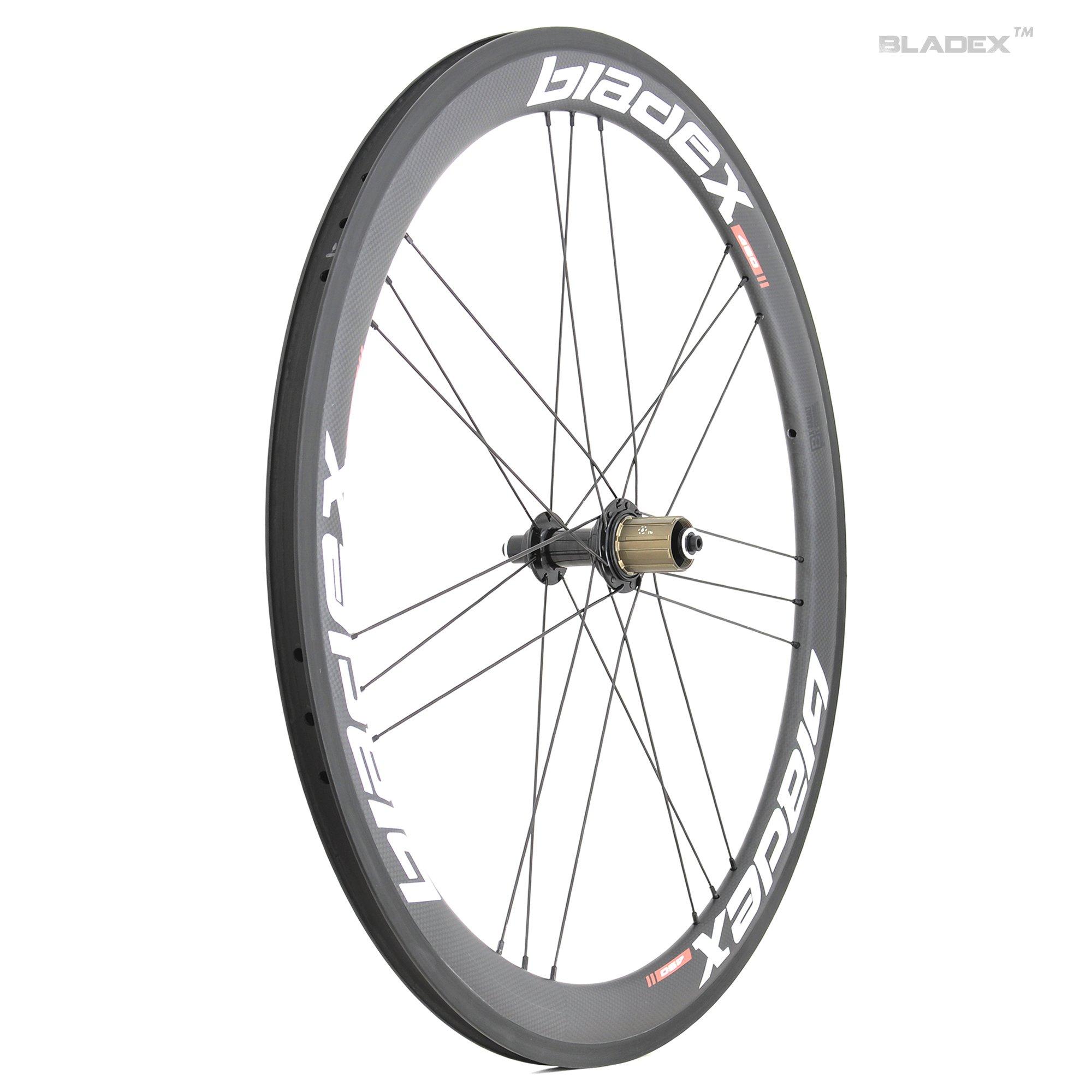 Pro Wheels- Rear- White
