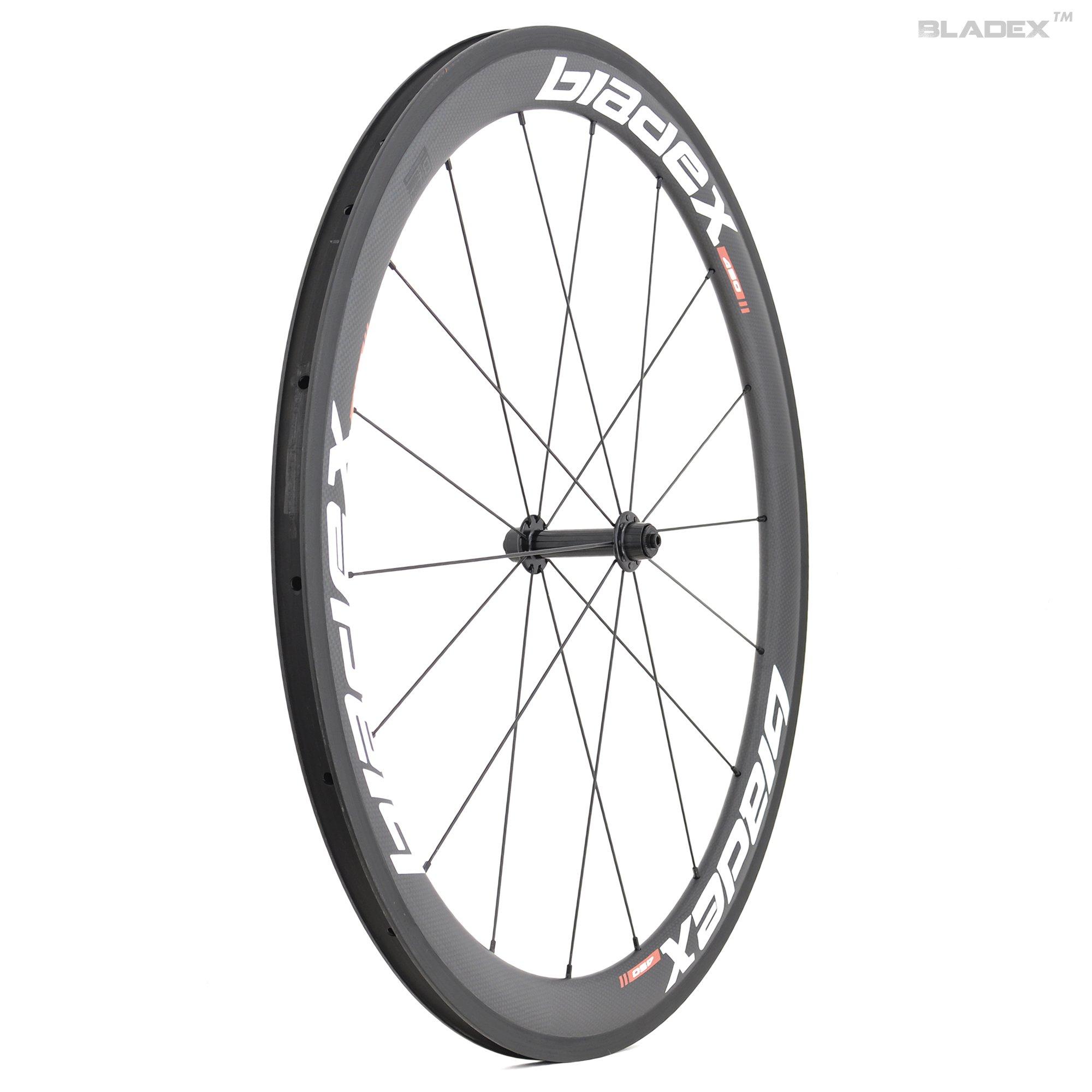Pro Wheels- Front- White