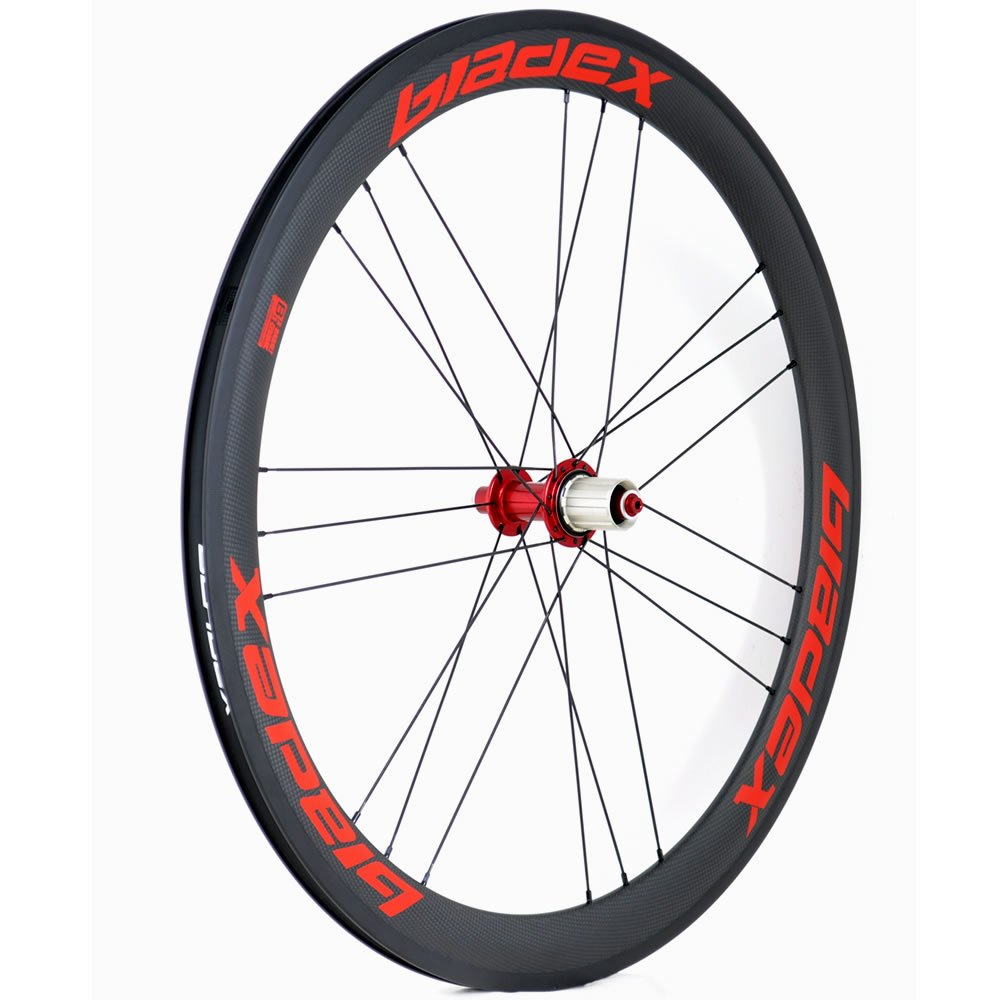 BladeX PRO-ROAD 450GC Red Decals