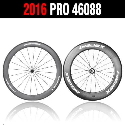 BladeX PRO ROAD 46088 Carbon Wheelset