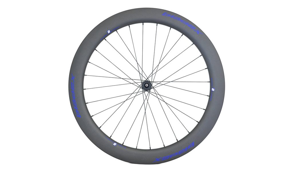 Carbon Wheels Disc Brakes