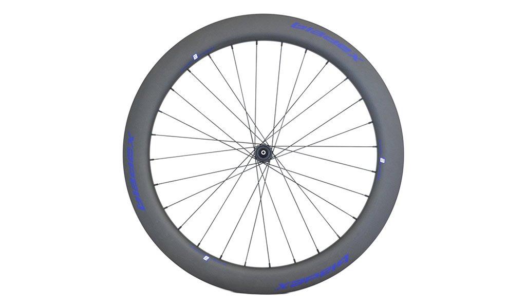Carbon Wheels Disc Brakes