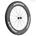 88mm Carbon Wheels- Front Wheel