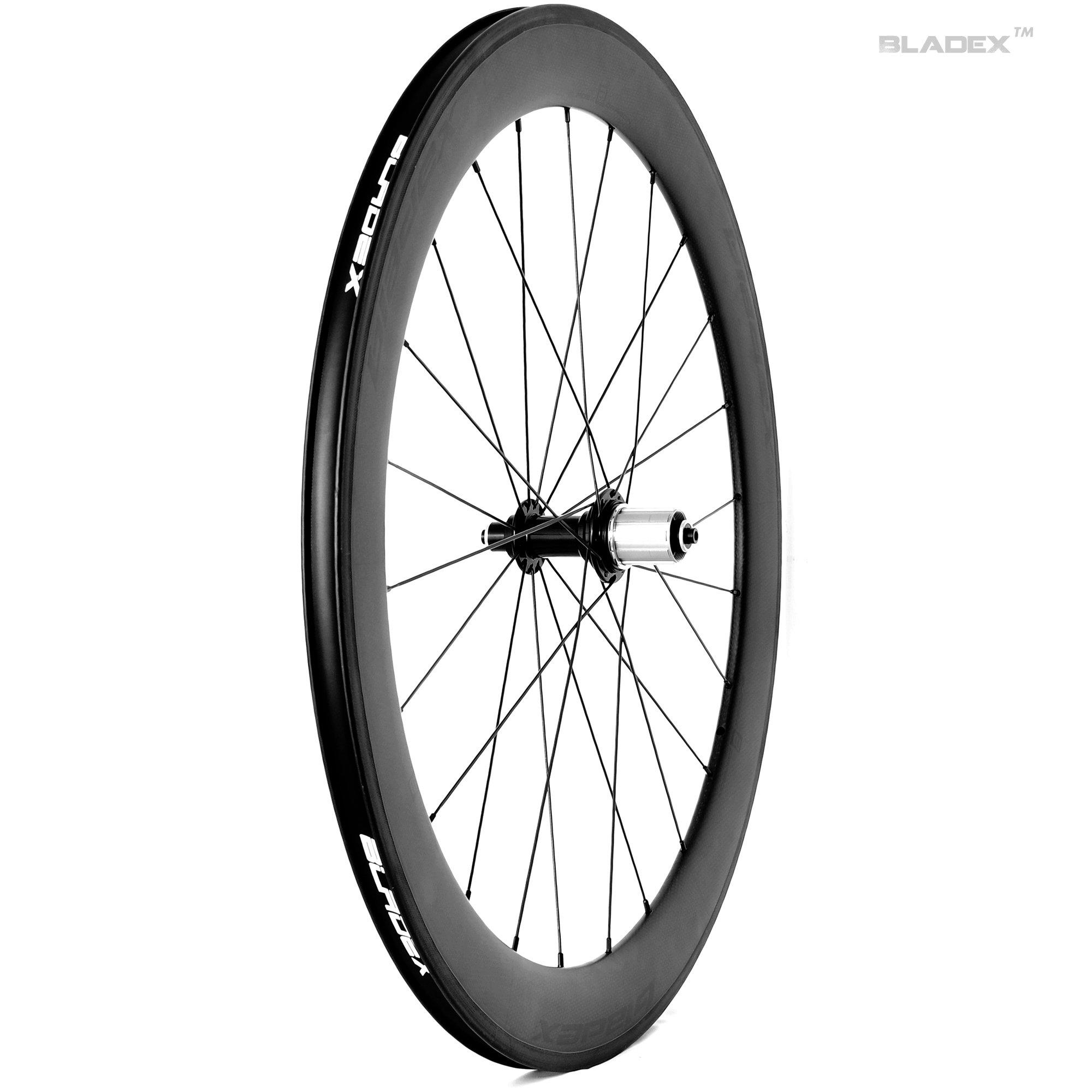 60mm Carbon Wheels- Rear wheel