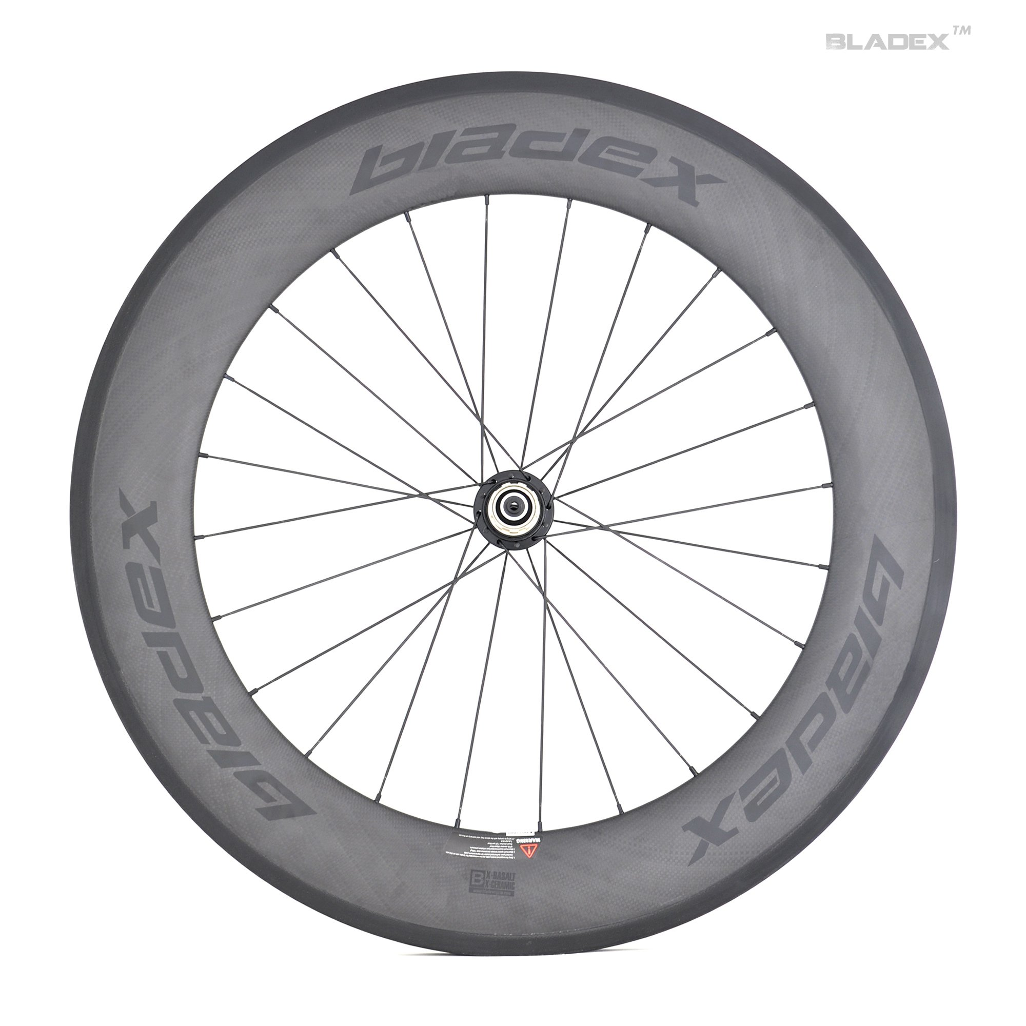 Pro Road Bike 88mm Carbon Wheels 700c Road Bike Wheels Cycling