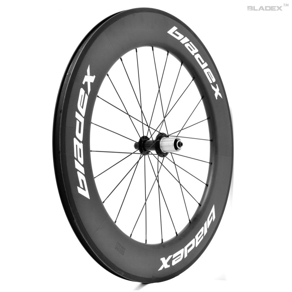 Road Bike Wheelset- 88mm Rear Wheel
