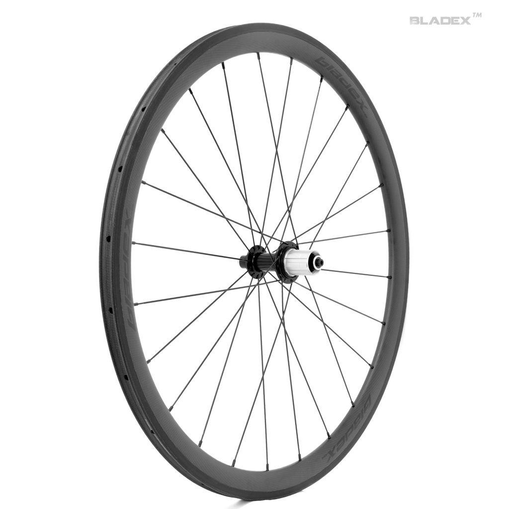 Carbon Tubular Wheels- Rear Wheel