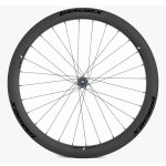 BladeX ULTIAMTE ROAD Disc Brake Road Bike Wheelset Front With Black Logo