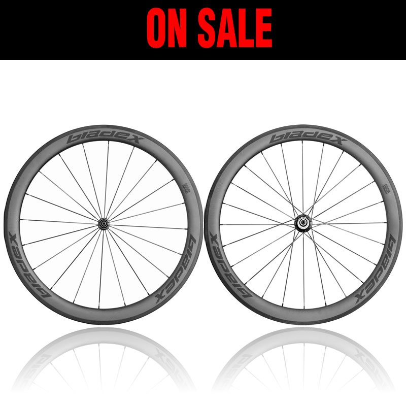 BladeX Carbon Wheels On Sale
