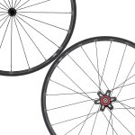 SDM 2X2 Bike Wheels