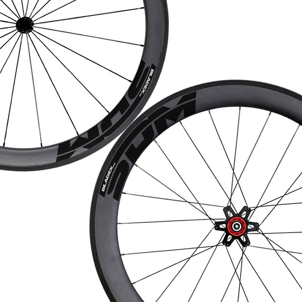 Bladex Sdm 5x6 Handcrafted Carbon Wheelset