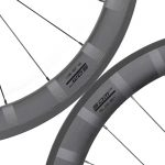 SDM 5X6 Bike Wheelset Black Decals