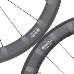 SDM 5X6 Bike Wheelset White Decals