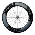SDM 9 Rear Carbon Wheel UD Matte Black Logo