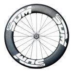 SDM 9 Rear Carbon Wheel UD Matte White Logo