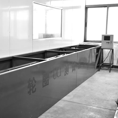 BladeX UCI Testing Lab 5