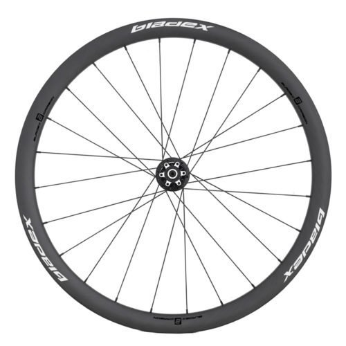SDM 4X4 Road Disc Brake Carbon Wheels 3