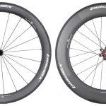SDM 6X9 Carbon Wheelset UD Matte Classic White Logo