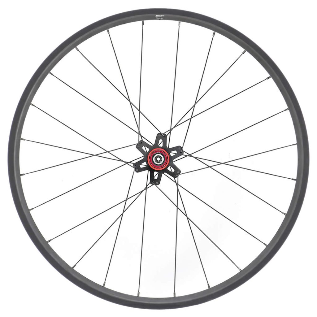 SDM 2X2 Climbing Road Bike Rear Wheel