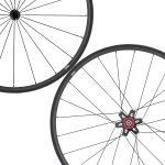 SDM 2X2 Climbing Road Bike Wheelset