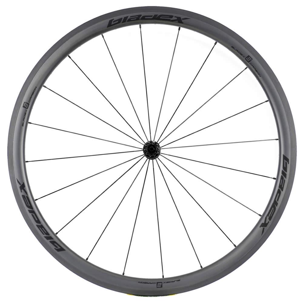 SDM 4X5 Front Wheel UD Matte Black Logo