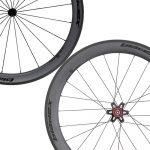 SDM 5X6 Carbon Wheelset UD Matte Classic Black Logo