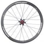 SDM 4X4 Carbon Road Bike Wheel Rear UD Matte Classic White Logo