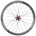 SDM 4X4 Carbon Road Bike Wheel Rear UD Matte Classic White Logo