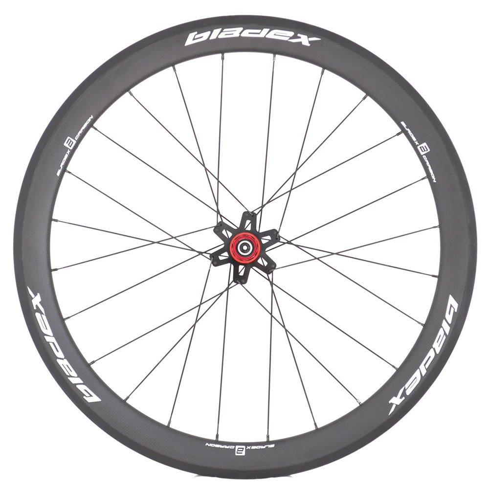 SDM 4X5 Rear Wheel UD Matte White Logo